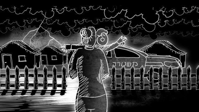 משרד הרווחה תולש ילד מזרועות אמו בלילה - אילוסטרציה