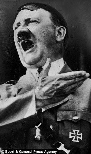 היטלר היה מכור לסמים פסיכיאטריים