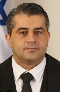 שופט עלאא מסארווה - בית משפט השלום תל אביב