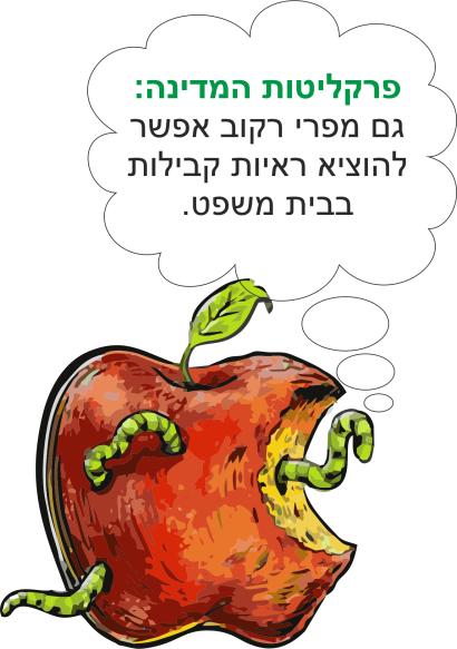 פרי העץ המורעל